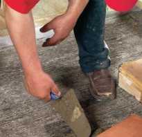 Печной раствор для кладки кирпича: глиняный, известковый и цементный