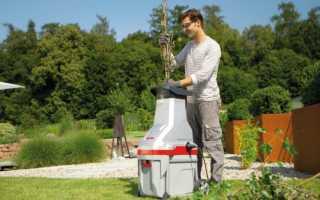 Садовый измельчитель для травы и веток: какой лучше?