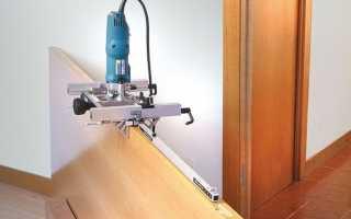 Врезка петель фрезером : видео регулировки и установки