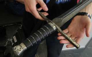 Как правильно ковать средневековый меч
