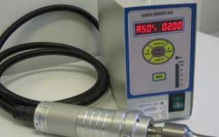 Ультразвуковая сварка полимеров. Ультразвуковое сварочное оборудование