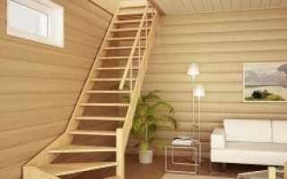 Технология монтажа деревянной лестницы своими руками