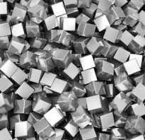 Никель, свойства атома, химические и физические свойства
