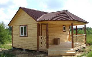 Особенности столбчатого фундамента для бани, этапы строительства