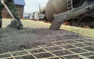 Технические характеристики бетона М200: плотность, вес, прочность