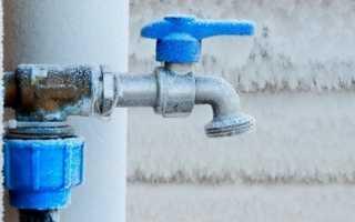 Утепление труб водоснабжения в частном доме