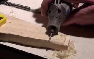 Как сделать фрезу по дереву своими руками?