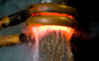 Установки индукционного нагрева (установки ТВЧ)