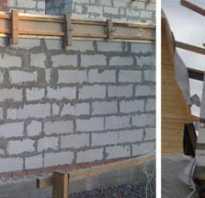 Строительство пристройки к дому из пеноблоков своими руками