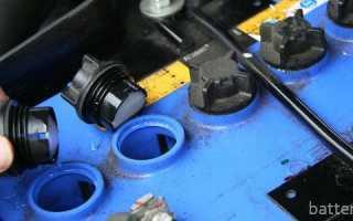 Как правильно проверить плотность электролита в аккумуляторе