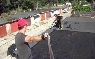 Как перекрыть крышу гаража быстро и качественно