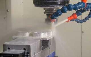 Смазочно-охлаждающая жидкость (СОЖ): классификация, применение