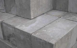 Узнаем какой должны быть толщины стены из пеноблоков?