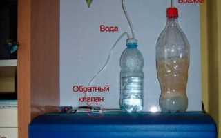 Баллонная система СО2 для аквариума. Руководство для пользователя