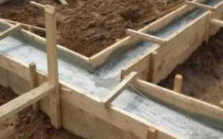 Фундамент конструктивные особенности для постройки коттеджа