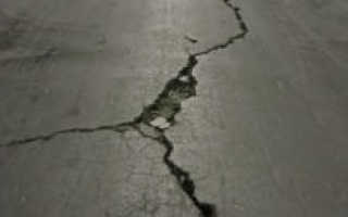 Ремонт бетонных полов: частые последствия повреждений