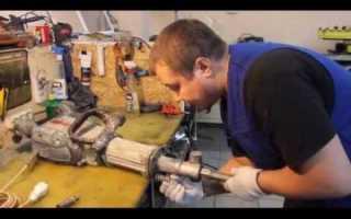 Ударная работа — ремонт отбойных молотков своими руками