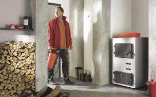 Отдельно стоящая котельная для частного дома