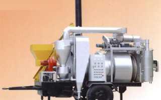 Асфальтовый завод малой производительности для малого бизнеса