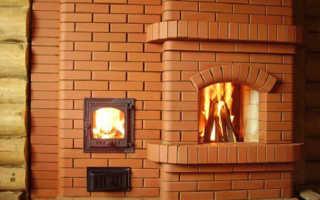 Преимущества кирпичных печей для отопления дома