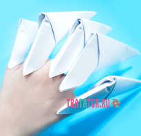 Как сделать когти из бумаги и других подручных материалов