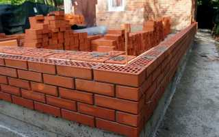 Какой фундамент нужен для 2 этажного дома из кирпича?