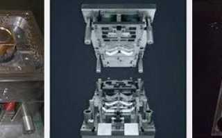 Виды вырубных штампов, технология изготовления