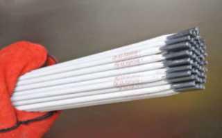 Электроды для сварки чугуна – маркировка и правила выбора