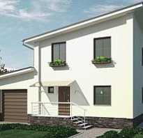 Красивые дома с односкатной крышей – 14116 фото фасадов