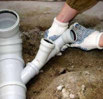 Схема правильной разводки системы канализации в частном доме