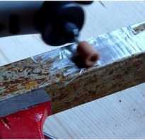 Подготовка металла под сварку: требования и особенности