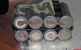 Как сделать контактную сварку для литиевых аккумуляторов
