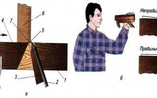 Настройка ручного рубанка, шерхебля и фуганка