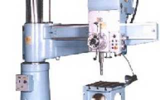 Обзор сверлильного станка 2А554: конструкция, характеристики, рекомендации