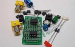 Компаратор — это что такое? Микросхема и принцип работы