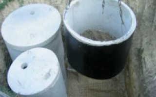 Как правильно сделать колодец из бетонных колец самостоятельно?