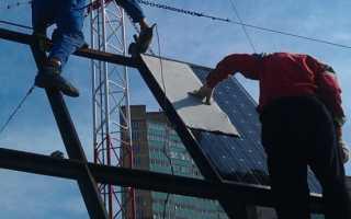 Солнечные батареи своими руками. Подбор оборудования для солнечных электростанций