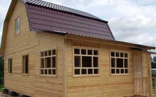 Пристройка к деревянному дому: как сделать своими руками