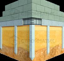 Ж/б блоки или винтовые сваи под дачный домик