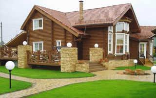 Как укрепить угол кирпичного дома