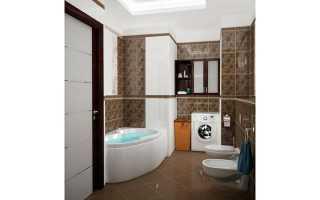 Ремонт ванной комнаты — с чего начать