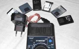 Несложный способ восстановления работоспособности Li-Ion аккумуляторов от портативных устройств