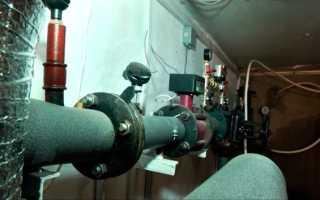 Техническое подполье в частном доме