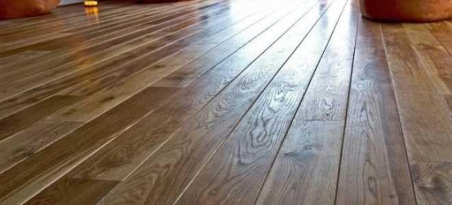Как сделать деревянный пол в частном доме своими руками