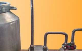 Изготовление самодельного самогонного аппарата в домашних условиях