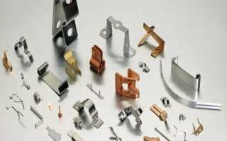 Оборудование и технология для листовой штамповки