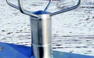 Приборы для измерения скорости и направления ветра.