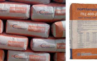 Цемент М400: свойства и сфера применения