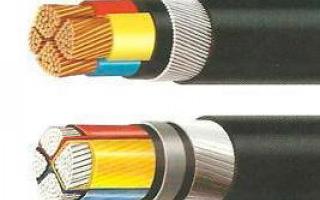Какую проводку лучше использовать – медную или алюминиевую