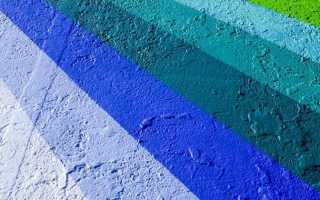 Полимерная краска для бетонного пола в современных условиях